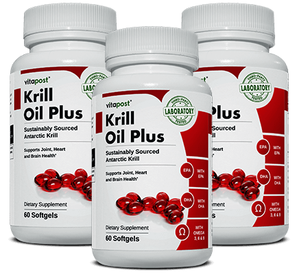 Krill Oil Plus Products