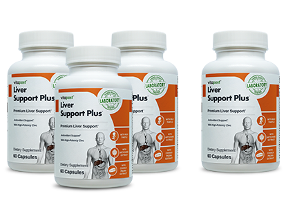 Liver Support Plus is a dietary supplement which supports a healthy liver and supports detoxification