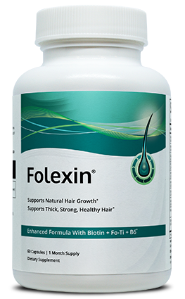 bottle of Folexin