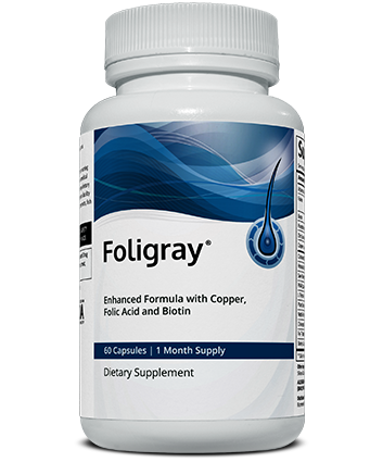 bottle of Foligray