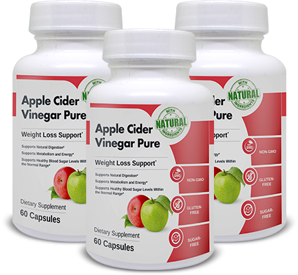 Clear image of Apple Cider Vinegar Pure