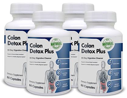 Colon Detox Plus helps to improve digestive system