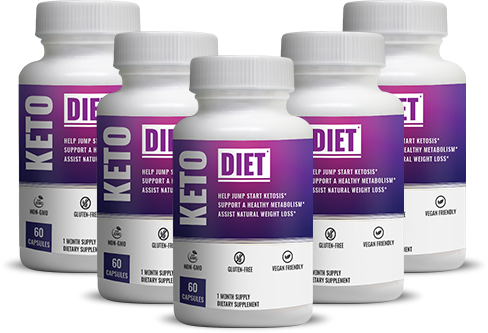 Keto Diet Shop 3 Bottles Plus 1 Free