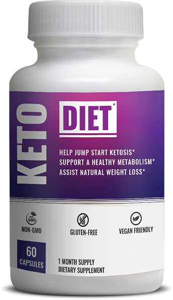 Keto Diet Shop Bottle