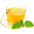 Lemon Balm are used for calming effects on the brain