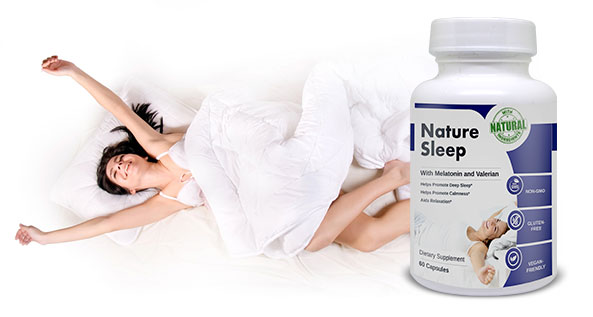 Nature Sleep capsules are well known for healthy sleep