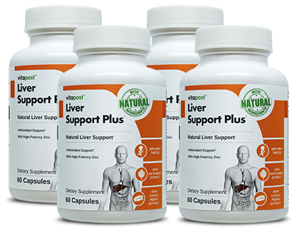 LiverSupportPlus is a dietary supplement, which helps to keep liver healthy and promotes detoxification