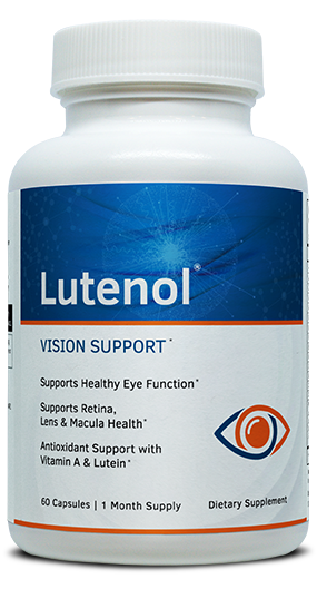 Lutenol 505mg - Supports healthy eye function