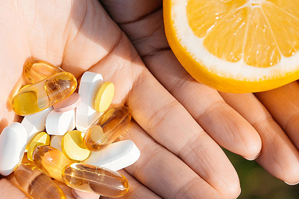 Five Nutrients Essential For Eye Health