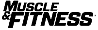 Muscle & Fitness Magazine Media Logo