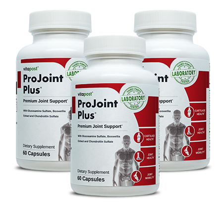 ProJoint Plus improves joint flexibility and mobility