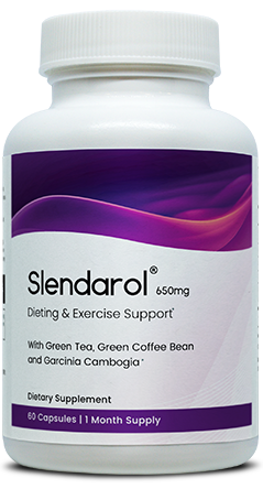 Slendarol 650mg - Natural Weight Loss Aid
