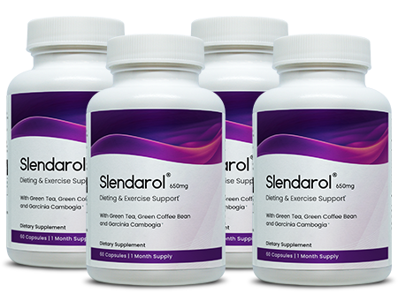 Large & Clear image of Slendarol bottles